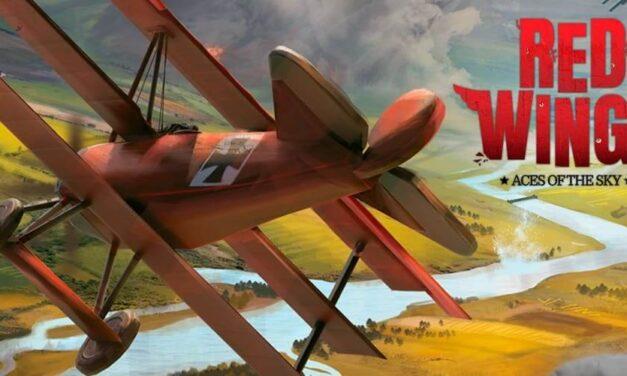 El Barón Rojo vuela de nuevo con la Edición especial de Red Wings: Aces of the Sky