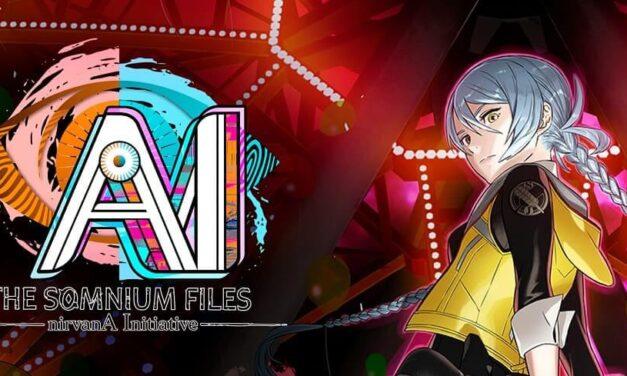 AI: The Somnium Files – nirvanA Initiative llegará en formato físico para Nintendo Switch y PlayStation 4