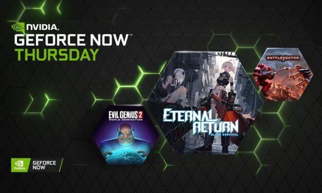 Más de 700 títulos rebajados de Steam están disponibles en GeForce NOW y 36 juegos nuevos se unirán su biblioteca en el mes de julio