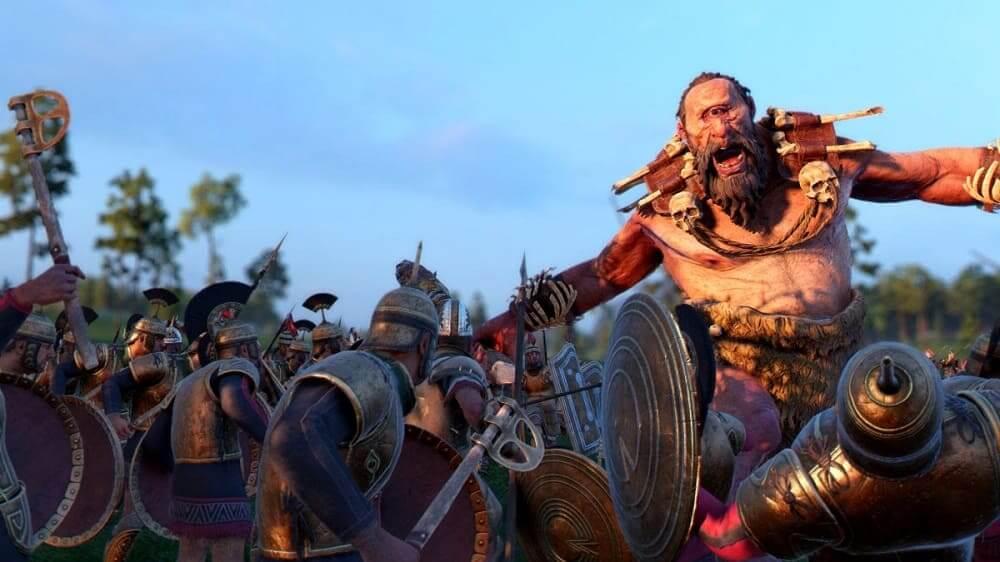 La expansión Mythos de A Total War Saga: Troy llega el 2 de septiembre