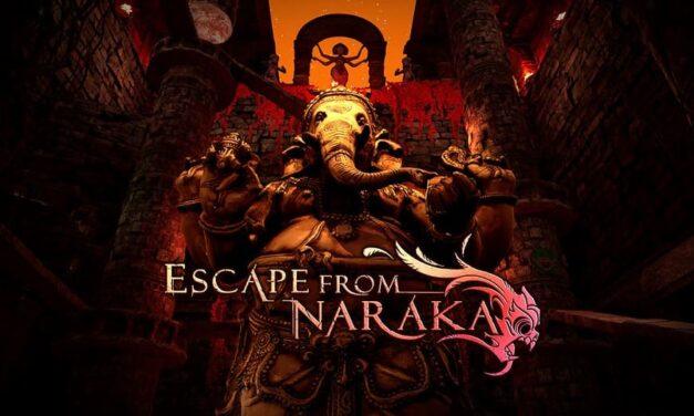 Escape from Naraka celebra su lanzamiento con RTX