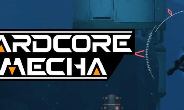 Hardcore Mecha ya disponible en edición física para Nintendo Switch