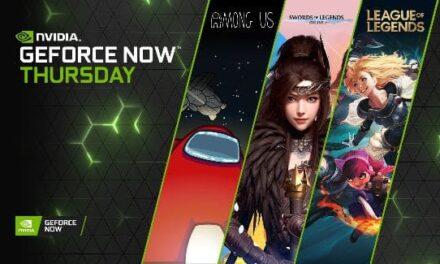 Escuadrón listo: Jueves GFN celebra el juego multijugador en PC en GeForce NOW, incluyendo Swords of Legends Online, CTA – Gates of Hell y Crowfall, que se lanzan esta semana