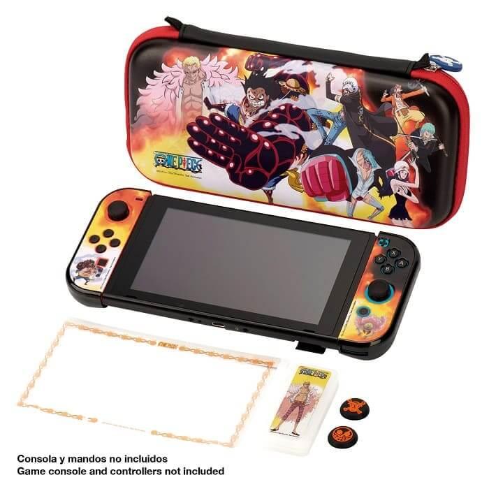 La línea de accesorios gaming de One Piece en exclusiva de la mano de FR-TEC