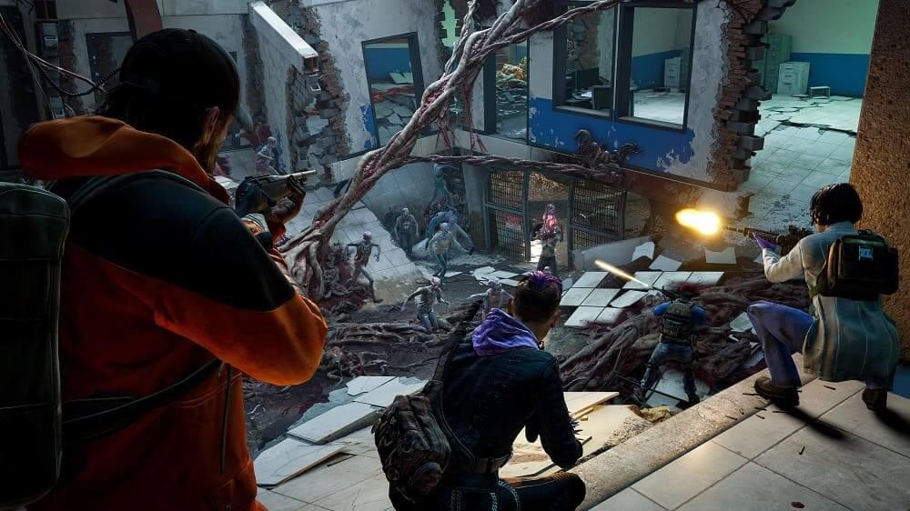 El nuevo tráiler de campaña de Black 4 Blood muestra la monumental batalla que aguarda a los Exterminadores