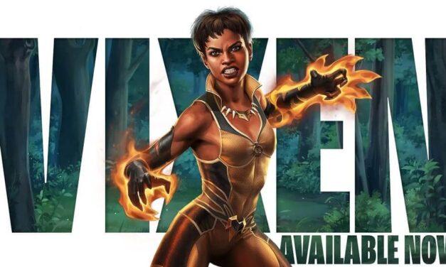 Vixen, de DC, llega hoy a Injustice 2 Mobile con la actualización 5.0