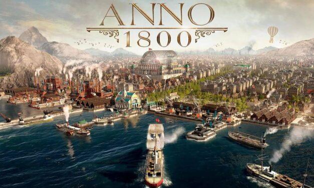 """El DLC """"La Alta Sociedad"""" de Anno 1800 se lanza hoy"""