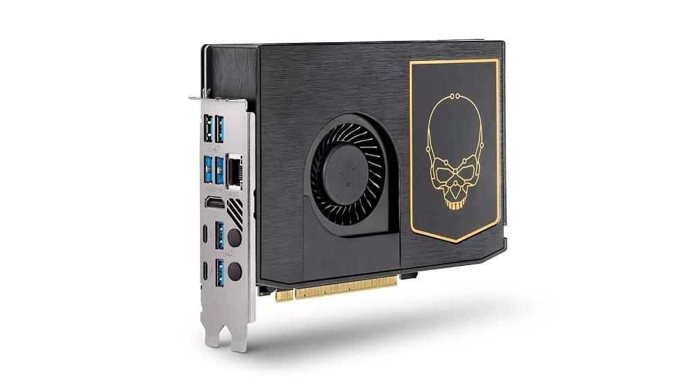 Intel NUC 11 Extreme Kit ofrece una experiencia gaming de alto nivel
