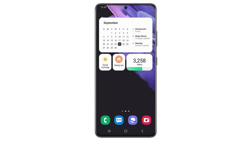 Samsung abre el programa One UI 4 Beta para dispositivos Galaxy S21