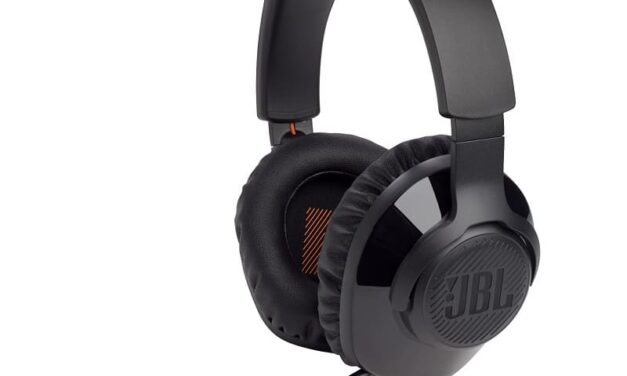 JBL Quantum 350, los nuevos auriculares gaming inalámbricos de JBL llegan a España el 7 de octubre
