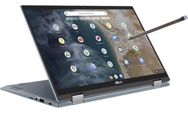 ASUS anuncia el Chromebook Flip CX5