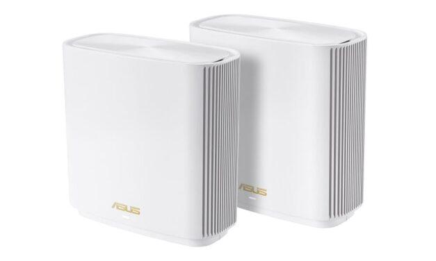 ASUS ofrece un completo ecosistema de productos Wi-Fi 6E y Wi-Fi 6