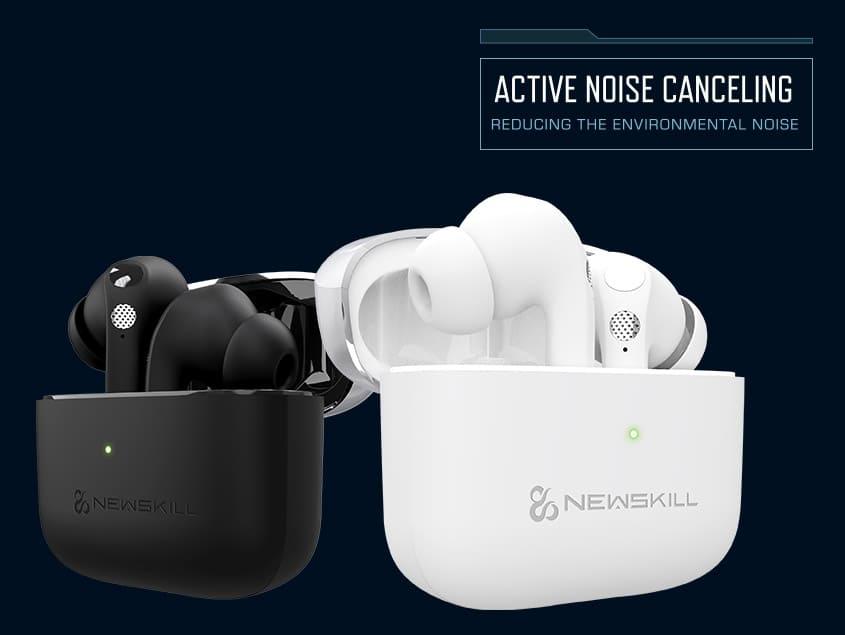 Anuki, los nuevos auriculares inalámbricos de Newskill con una cancelación de ruido extraordinaria