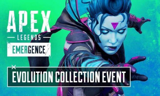 Llega a Apex Legends el nuevo evento por tiempo limitado 'Evolución'