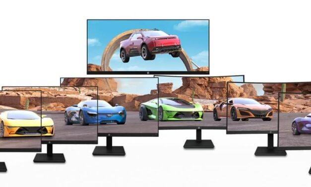 HP lanza sus nuevos monitores HP X Series
