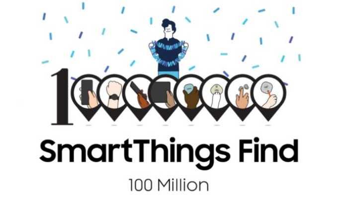 Samsung SmartThings Find alcanza un nuevo hito con 100 millones de nodos y una nueva función para compartir la ubicación del dispositivo