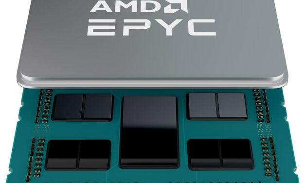 Los procesadores AMD EPYC superan a sus competidores, según las pruebas de Cloud Linux y Diaway