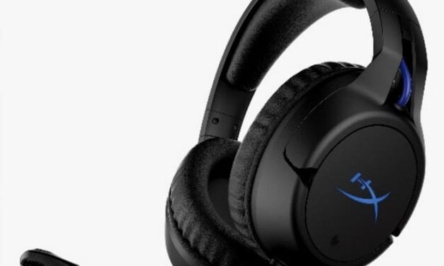 La gama de auriculares inalámbricos para videojuegos HyperX Cloud Flight se amplía con la compatibilidad para PS5