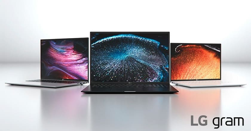 LG actualizará sus LG Gram a Windows 11 en octubre