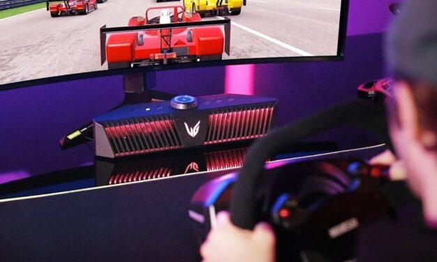 LG lleva la inmersión gaming a un nivel superior con el nuevo altavoz LG GP9 UltraGear