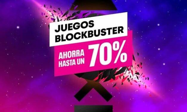 Juegos Blockbuster llega a PlayStation Store con descuentos de hasta el 70%