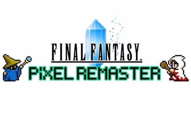 Final Fantasy IV regresa hoy con su versión Pixel Remaster para Steam y dispositivos móviles