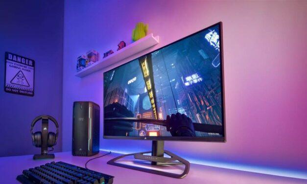 Corsair presenta el monitor gaming XENEON 32QHD165