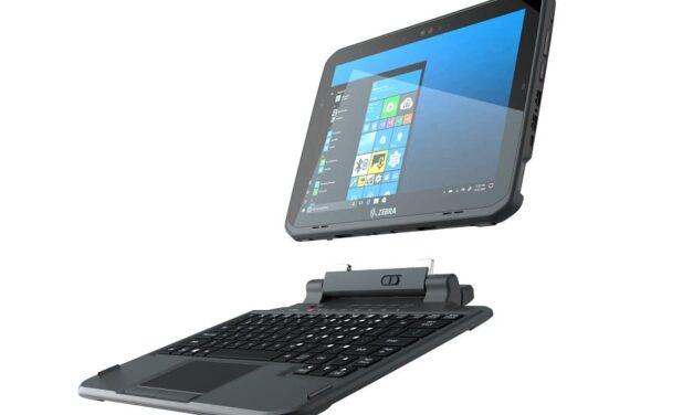 Nuevas tablets Zebra ET80 y ET85, las primeras que soportan Wi-Fi 6E y 5G