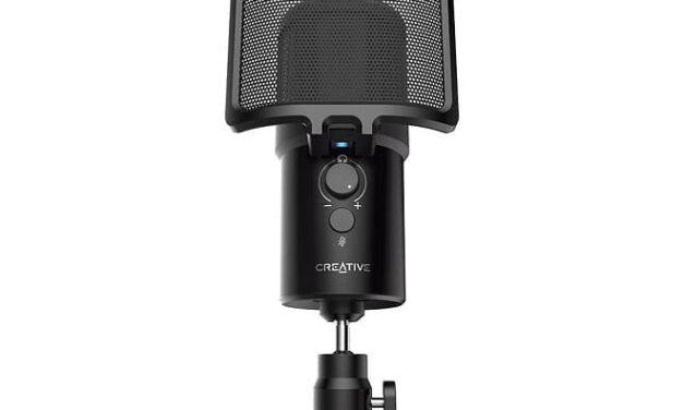 Creative Live! Mic M3: no querrás dejar de usar el nuevo micrófono de Creative Labs