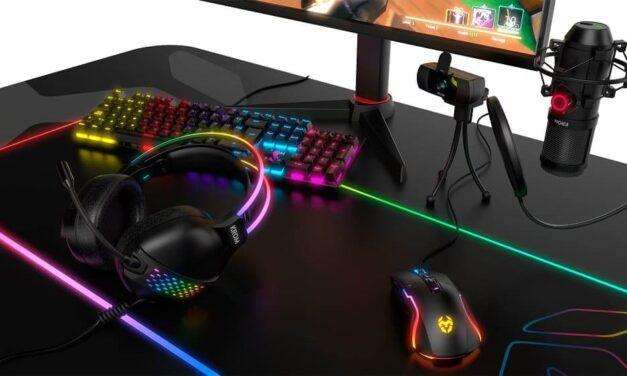 Krom lanza Klaim, sus nuevos auriculares gaming