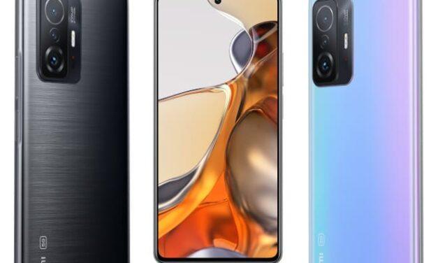 Xiaomi presenta los miembros de la nueva familia Xiaomi 11T