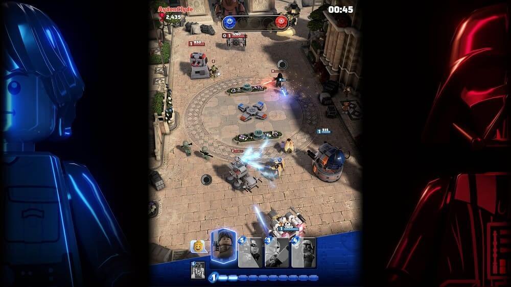 Se revela la fecha de lanzamiento de LEGO Star Wars Battles para Apple Arcade