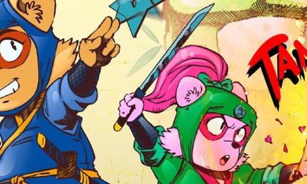 Tanuki Justice ya tiene disponible su edición física para PlayStation 4