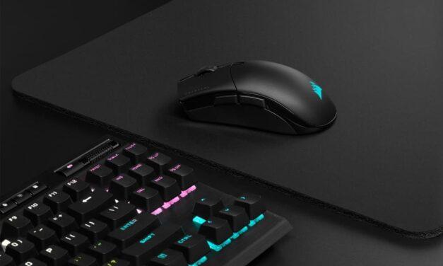 Corsair presenta su nuevo ratón gaming Sabre RGB Pro Wireless
