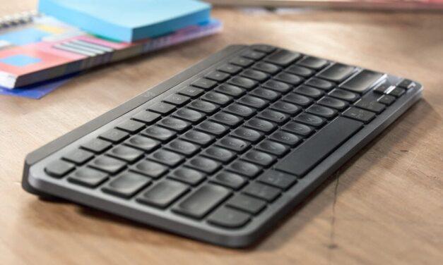 Exprime tu potencial creativo con el nuevo Logitech MX Keys Mini