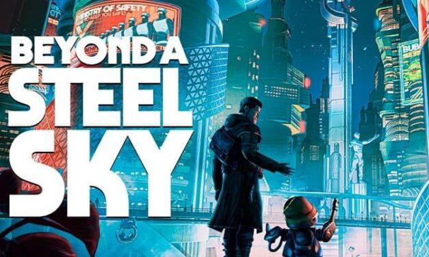 La aventura ciberpunk de Revolution Software Beyond a Steel Sky llegará a consolas el 30 de noviembre