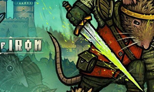 La épica aventura RPG Tails of iron ya está disponible