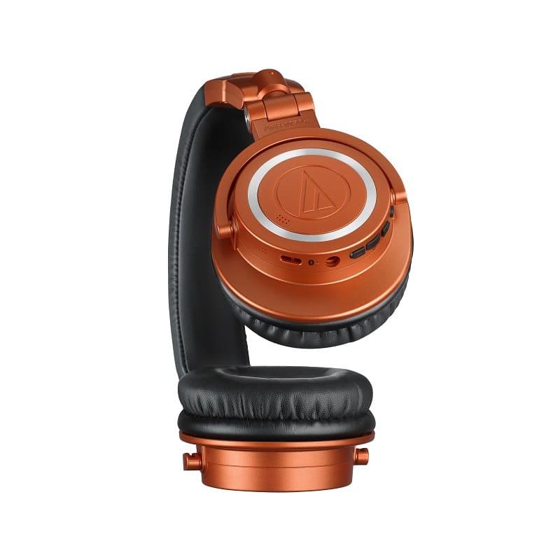 Audio-Technica ATH-M50xBT2MO: Edición limitada de los auriculares inalámbricos con acabado «Lantern Glow»