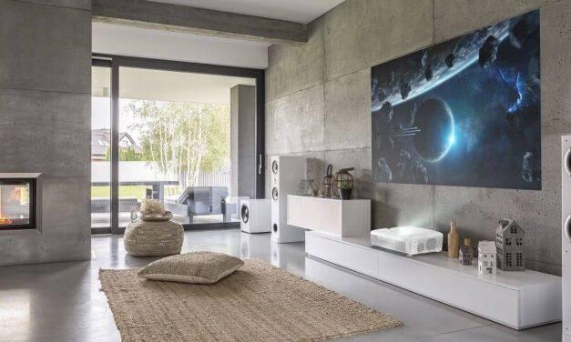 Acer presenta nuevos monitores y proyectores 4K para entretenimiento en el hogar