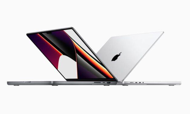 El revolucionario MacBook Pro con los chips M1 Pro y M1 Max ofrece un rendimiento y autonomía extraordinarios, y la mejor pantalla nunca vista en un portátil