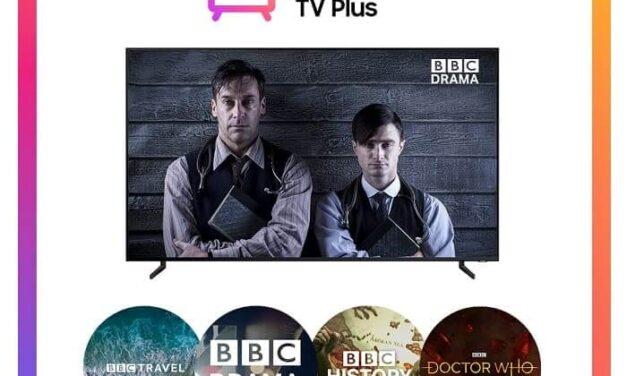 Samsung TV Plus amplía su oferta de canales gratuitos con dos nuevos canales de BBC Studios