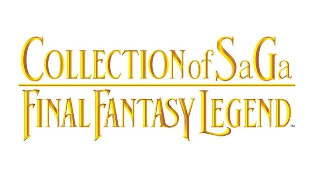 Collection of Saga Final Fantasy Legend ya disponible en Steam