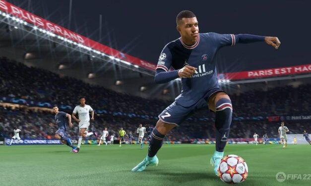 EA Sports FIFA 22 con toda la tecnología HyperMotion, ya está disponible en todo el mundo