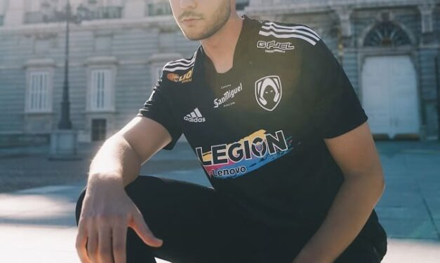 Legion by Lenovo será el patrocinador principal de la camiseta de Team Heretics para la temporada 2021/22