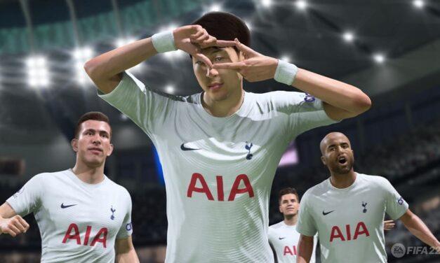 EA Sports celebra los 22 días de FIFA 22 como el videojuego deportivo más popular de todo el mundo