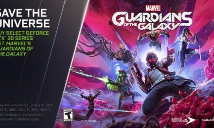 NVIDIA GeForce presenta las novedades de octubre