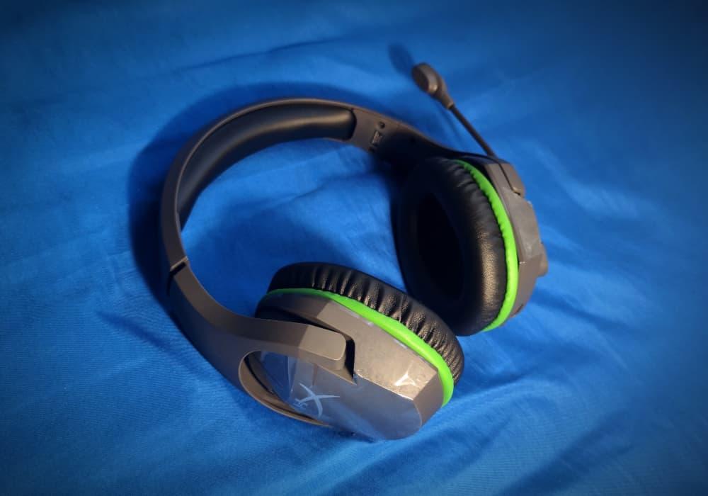 Review headsets HyperX CloudX Stinger Core Wireless