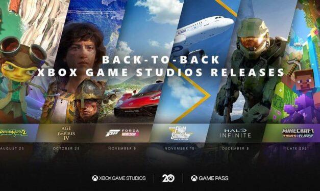 Xbox celebra tres meses épicos de grandes lanzamientos en Xbox Game Pass