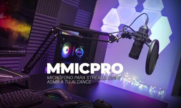 Nuevo micrófono de ultra-alta definición MMICPRO de Mars Gaming