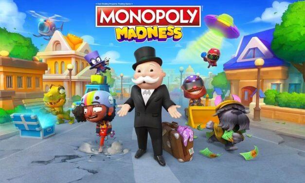 Monopoly Madness lleva la experiencia Monopoly a un nuevo terreno